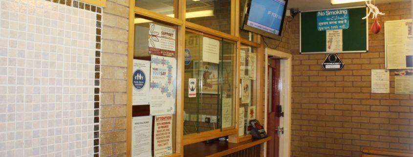 Clarendon Medical Centre Reception