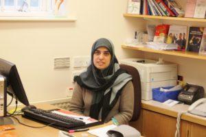 Shahida Ali